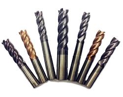 硬质合金平铣刀